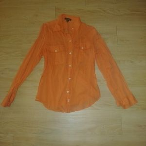Lauren Ralph Lauren cotton blouse